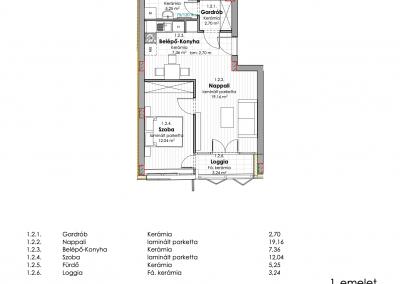 1. emelet utcai 1.2
